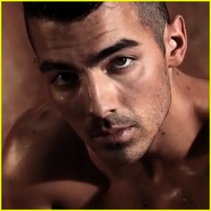 VIDEO: Joe Jonas Models Underwear in This Hot New Guess Ad!