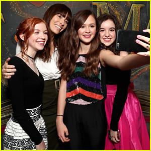 'Just Add Magic' Cast Celebrates Season Two with Jessica Biel in LA!