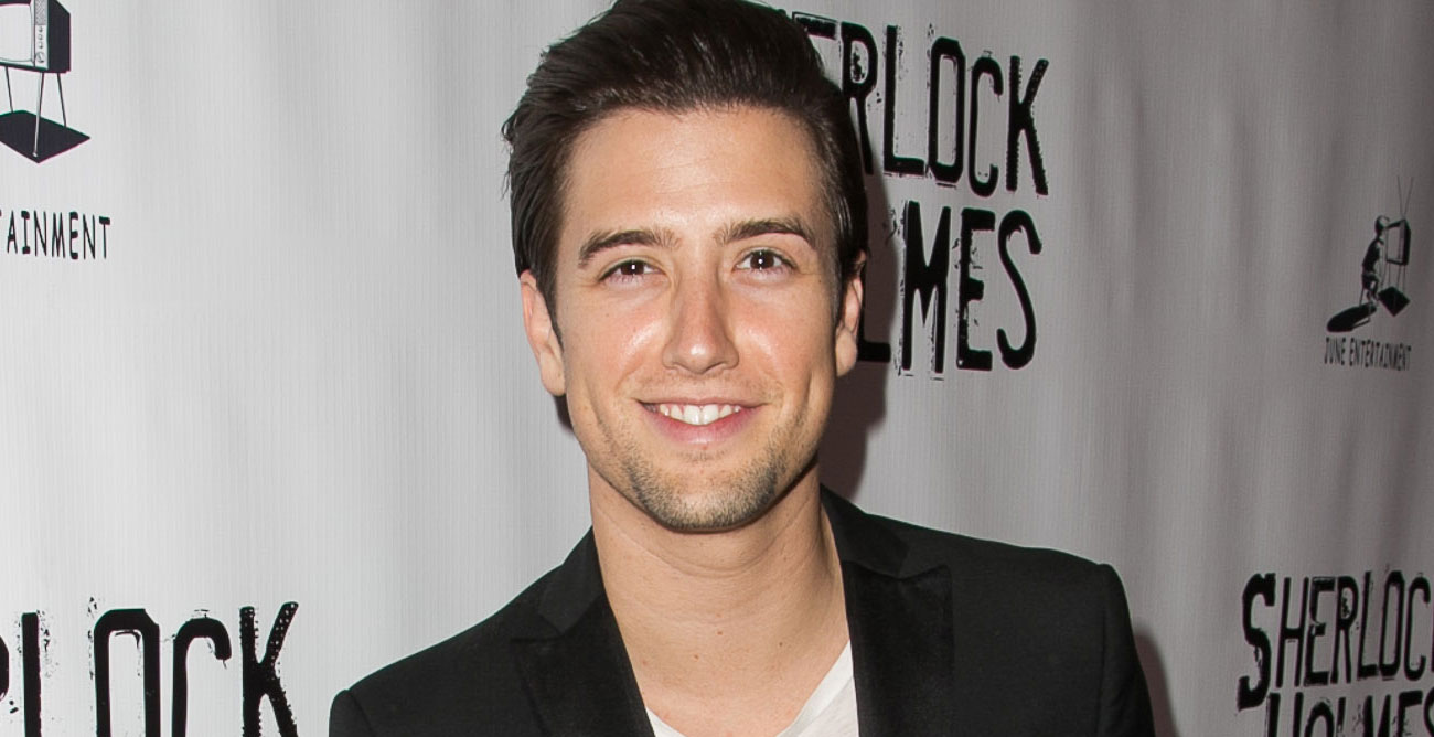 Big Time Rush Singer Logan Henderson Teases New Song ...