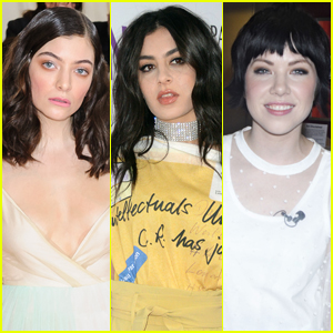 Lorde, Charli XCX & Carly Rae Jepsen Are Your New Favorite Girl Band
