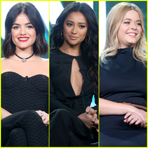 The 'Pretty Little Liars' Cast Just Revealed Major Details About the Show's Finale!