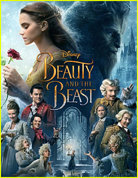 Brand New 'Beauty & The Beast' Cast Poster is Here!