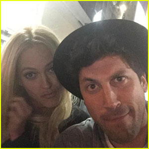 Peta Murgatroyd Wishes 'Soul Mate' Maksim Chmerkovskiy A Happy Birthday!