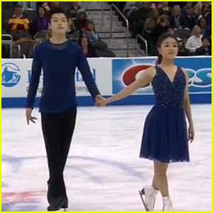 Maia Shibutani & Alex Shibutani Are Still The National Ice Dance Champs at US Figure Skating Championships