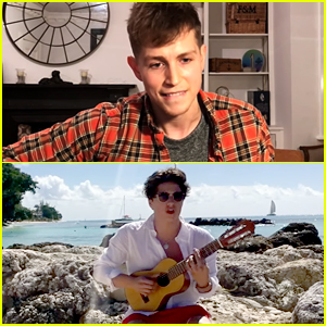 VIDEO: The Vamps' James McVey & Brad Simpson Both Cover Ed Sheeran's New Songs