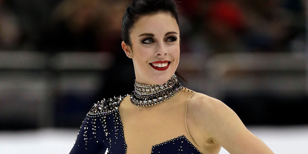 Figure Skater Ashley Wagner Fights Back at Ageism Like A ...