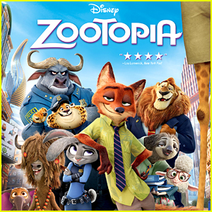 Disney's 'Zootopia' Wins Best Animated Film at Golden Globes 2017