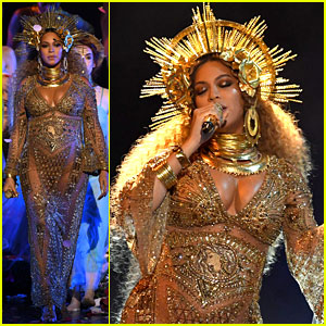Pregnant Beyonce Gives Epic Performance at Grammys 2017!