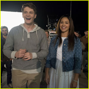 Jane the Virgin's Brett Dier Left Gina Rodriguez a Goodbye Voicemail as Michael & We're a Mess