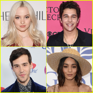 Dove Cameron, Austin Mahone, & More Celebs Tweet About Valentine's Day 2017