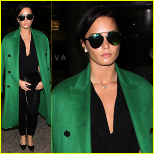 Demi Lovato Has 'Mad Props' for Lady Gaga's Halftime Performance!