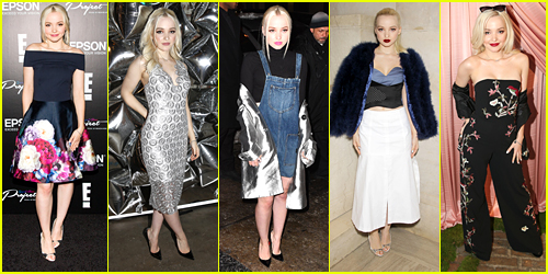 Dove Cameron Nailed All Her Looks For New York Fashion Week!