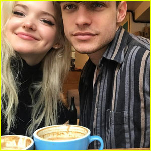 It Wasn't Love at First Sight For Dove Cameron & Thomas Doherty
