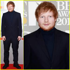 Ed Sheeran Will Debut 'Something Special' At 2017 Brit Awards!