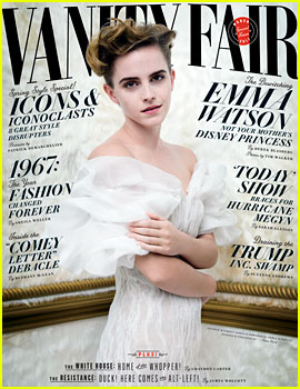 Emma Watson Reveals Why She Doesn't Talk About Her Boyfriend