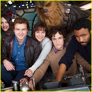 'Han Solo' Film Begins Production, First Look Photo Released!