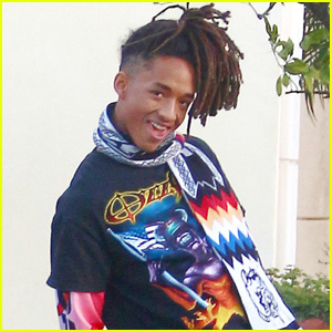 Jaden Smith Is Serious About Environmental Issues!