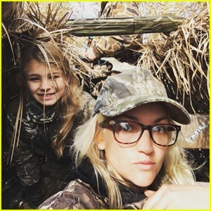 Jamie Lynn Spears Opens Up About Maddie's Accident