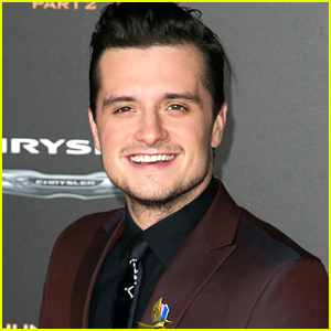 Josh Hutcherson Calls His First Time Directing 'Daunting' & 'Challenging'
