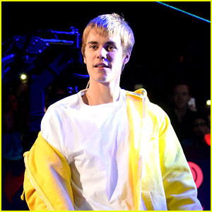 Justin Bieber Says His Favorite Song is