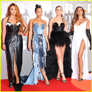 Little Mix WIN British Single at Brit Awards 2017 for 'Shout Out To My Ex'