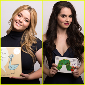 Sasha Pieterse, Vanessa Marano & More Share Favorite Books For Disney's 'Magic of Storytelling' Initiative