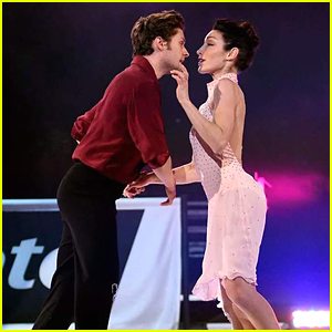 Meryl Davis & Charlie White Continue To Amaze in Exclusive 'Skating & Gymnastics Spectacular' Clip!