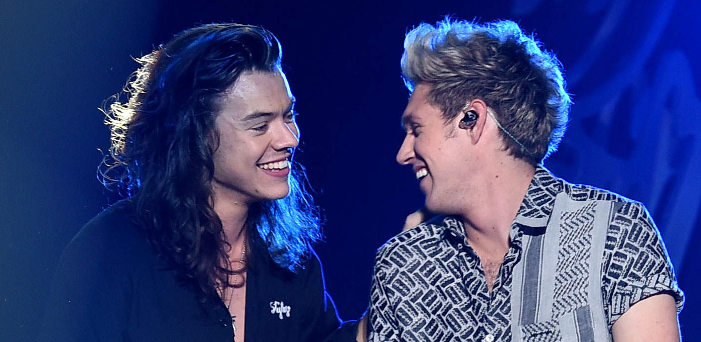 Niall and harry dating 2019
