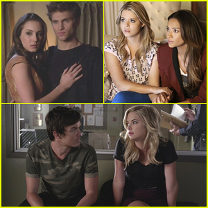 'Pretty Little Liars' Showrunner Teases Haleb, Spoby & Emison Lines From Series Finale
