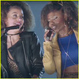 Josie & the Pussycats Cover 'Sugar, Sugar' on 'Riverdale' - Watch Now!