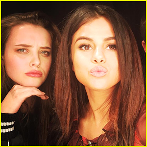 Selena Gomez Praises '13 Reasons Why' Actress During Netflix