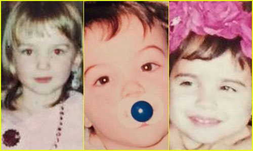 Sofia Carson, The Dolan Twins & More Baby Pictures