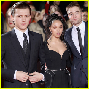 Tom Holland Brings 'The Lost City Of Z' to London