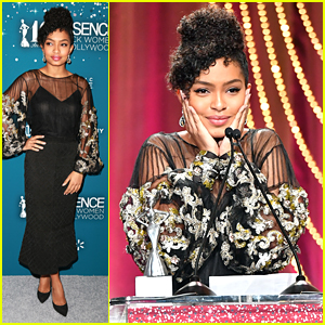 Yara Shahidi Is Such An Inspiration After Winning the #GenerationNext Award