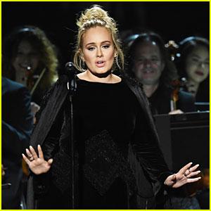 Fans Bid on a Bag of Adele's Air on eBay, & We're Concerned