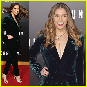 Allison Holker Hits 'Underground' Premiere Just As New 'DWTS' Cast is Announced