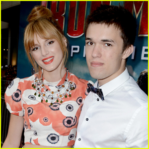 Bella Thorne's Brother Remy Continues His MMA Dreams