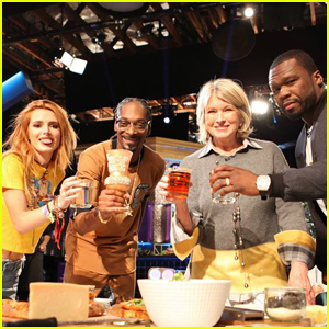 Bella Thorne Guest-Stars on Tonight's 'Martha & Snoop's Potluck Dinner Party' Finale