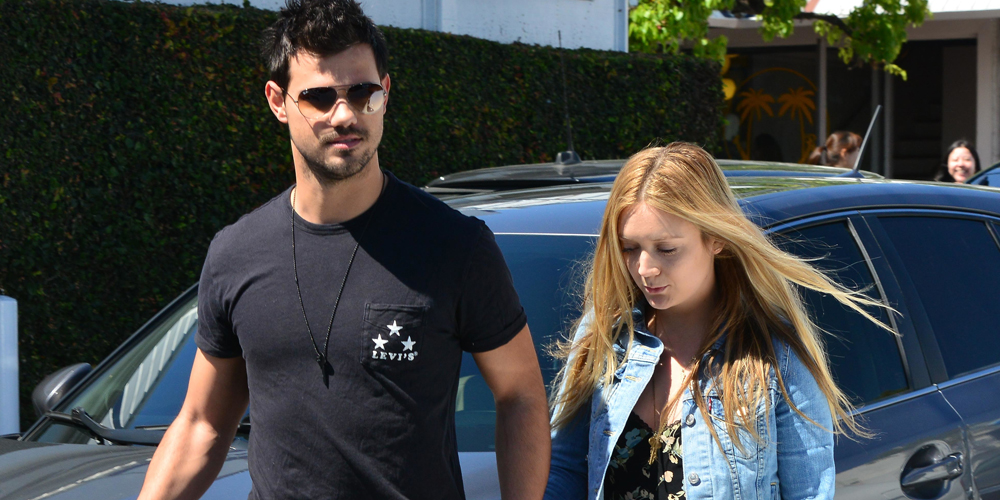 Taylor Lautner Dating ... Taylor Lautner Girlfriend