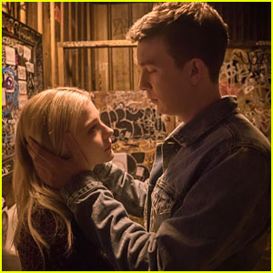Chloe Moretz Shares New Pic From Her 'Brain on Fire' Movie with Thomas Mann