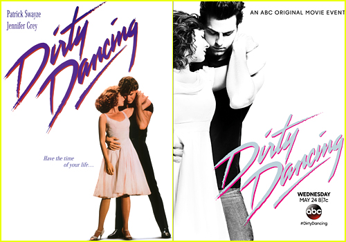 New 'Dirty Dancing' Remake Poster With Abigail Breslin & Colt Prattes is Really Similar to Original Poster