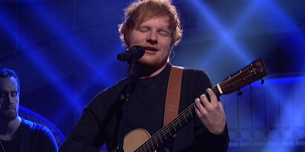 Ed Sheeran's New Song 'Supermarket Flowers' Will Break Your