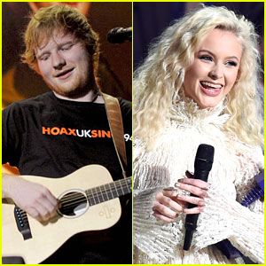 Ed Sheeran Wrote Zara Larsson's New Song 'Don't Let Me Be Yours' - Listen Here!