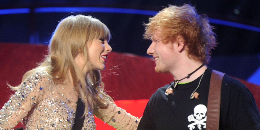 Ed Sheeran Promised Another Taylor Swift Collab Ed