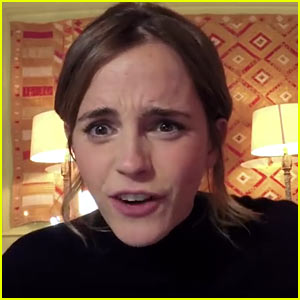 Watch Emma Watson Answer Tough Questions About Life & Love! (Video)