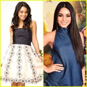 Vanessa Hudgens aka Gabriella Montez Jokes She 'Could Be a Teacher' in HSM4