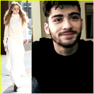 Zayn Malik Wants Gigi Hadid Next To Him When He's Alone (Video)