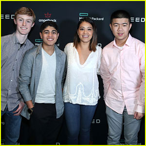 Gina Rodriguez Premieres 'Seed' at 2017 SXSW Festival
