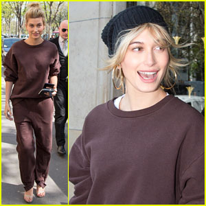 Hailey Baldwin Reveals the Reason She Felt Old This Weekend!