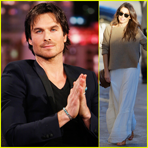Ian Somerhalder Reveals That His Hyperbaric Chamber Helped Him Marry Nikki Reed!